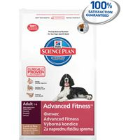 Hills Science Plan Canine Adult Advanced Fitness Large Lamb & Rice