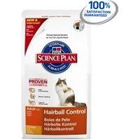Hills Science Plan Feline Adult Hairball Control Chicken