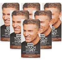 Just For Men Touch Of Grey - Medium Brown-Grey 6 Pack