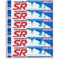 Mentadent SR Toothpaste 6 Pack