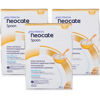 Neocate Spoon Sachet Formula Triple Pack