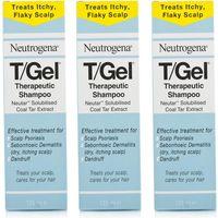 Neutrogena T/Gel Therapeutic Shampoo Triple Pack