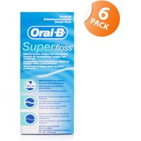 Oral-B Super Floss 6 Pack