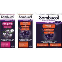 Sambucol Family Bundle