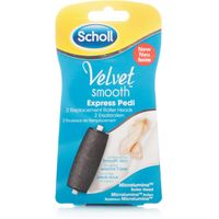Scholl Velvet Smooth Express Pedi Electronic Refills