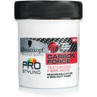 Schwarzkopf Pro Styling Carbon Force Fibre Paste