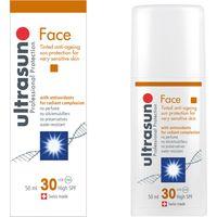 Ultrasun Tinted Face SPF30 50ml