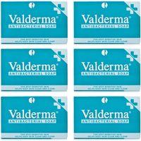 Valderma Antibacterial Soap 6 Pack