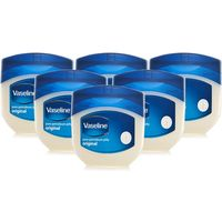 Vaseline Pure Petroleum Jelly 6 Pack
