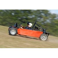Apache Rally Driving Experience