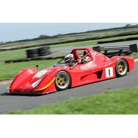 High Speed Passenger Ride at Kirkistown Circuit, Ireland