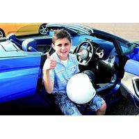 Junior Ferrari Driving Thrill with Passenger Ride