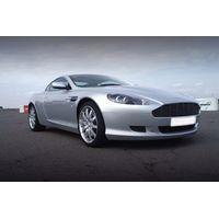 Aston Martin Driving Thrill with Passenger Ride