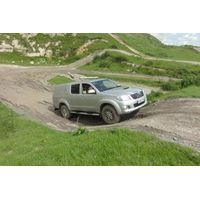 Junior One Hour Off Road Driving Experience