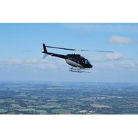 VIP Glimpse of London Helicopter Tour with Bubbly for One