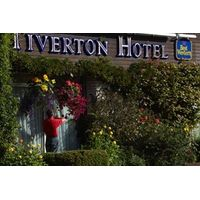 Deluxe Afternoon Tea for Two at Best Western Tiverton Hotel