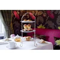 Afternoon Tea for Two at The Capital Hotel in Knightsbridge