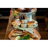 Afternoon Tea for Two with Sparkling Wine at Other Cafe and Gallery