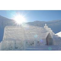 Three Night Ice Hotel Adventure in Romania for Two
