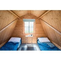 Two Night Glamping Break on the River Lee