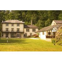 One Night Break with Dinner at the Lovelady Shield Country House Hotel for Two