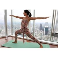 Yoga for Two at The View from The Shard Plus Free Goodie Bag Each