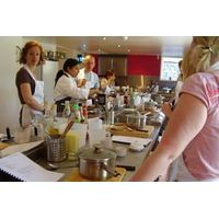 Cookery Course at the Angela Malik Cookery School