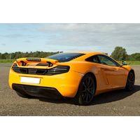 McLaren vs Ferrari Driving Thrill