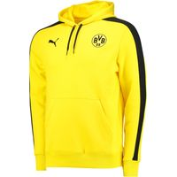 BVB T7 Hoody Yellow