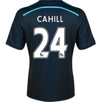 Chelsea Third Shirt 2014/15 with Cahill 24 printing