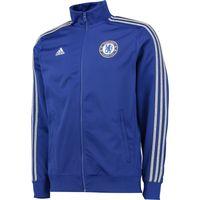 Chelsea Core 3 Stripe Track Top Blue