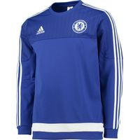 Chelsea Training Sweatshirt Blue