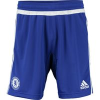 Chelsea Training Shorts Blue