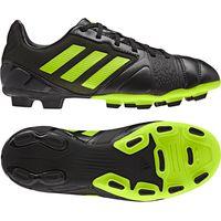 adidas Nitrocharge 2.0 TRX Firm Ground Football Boots - Kids Black