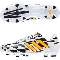 adidas Nitrocharge 2.0 World Cup 2014 Firm Ground Football Boots White