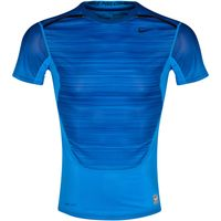 Nike Hypercool Speed Comp Short Sleeve Top Royal Blue