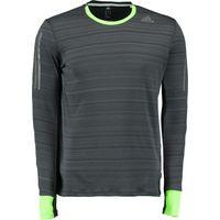 Adidas Supernova T-Shirt - Long Sleeve Dk Grey