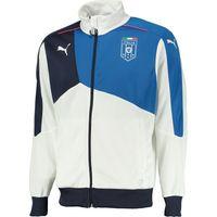 Italy Stadium Walkout Jacket White