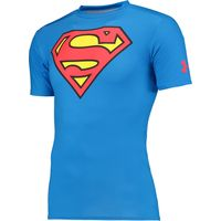 Under Armour Alter Ego Baselayer Top Royal Blue