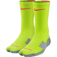 Nike Stadium Crew Sock Yellow