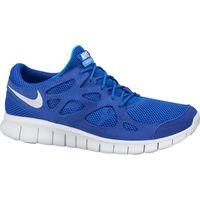 Nike Free Run 2 Trainers Royal Blue