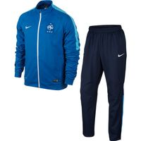 France Squad Sideline Woven Warm Up Tracksuit