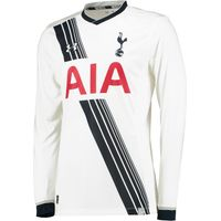 Tottenham Hotspur Home Shirt 2015/16 - Long Sleeve White