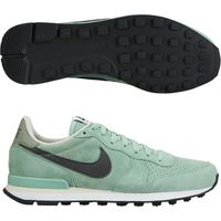 Nike Internationalist Leather Trainers Green