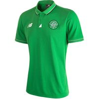 Celtic Training Polo Green