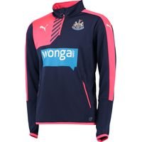 Newcastle United 1/4 Zip Training Top