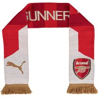 Arsenal Fan Scarf Red