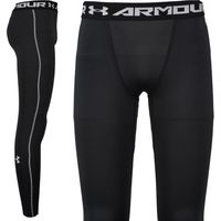 Under Armour Coldgear Baselayer Leggings Black