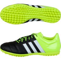 adidas Ace 15.3 Leather Astroturf Trainers Black