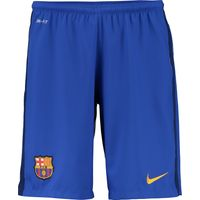 Barcelona Away Shorts 2015/16 Lt Blue
